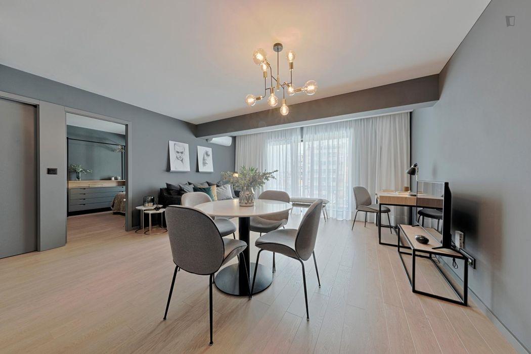 Central 1-Bedroom apartment in Saldanha