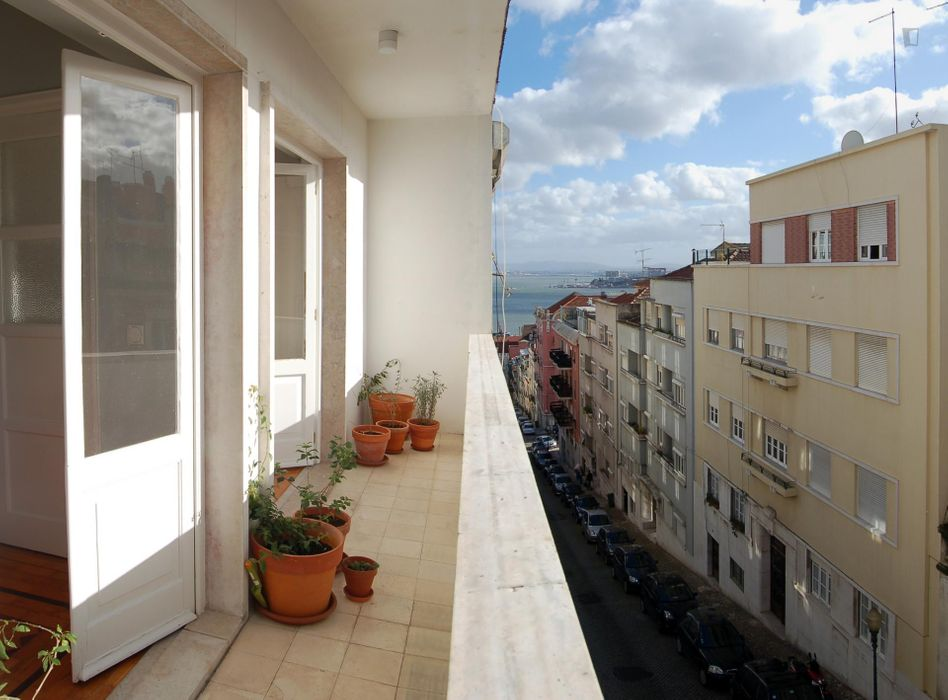 Lapa 2 Bedroom apartment with River Views