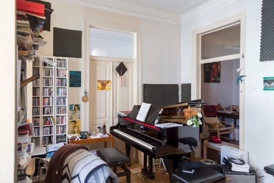 Cosy double bedroom in Intendente