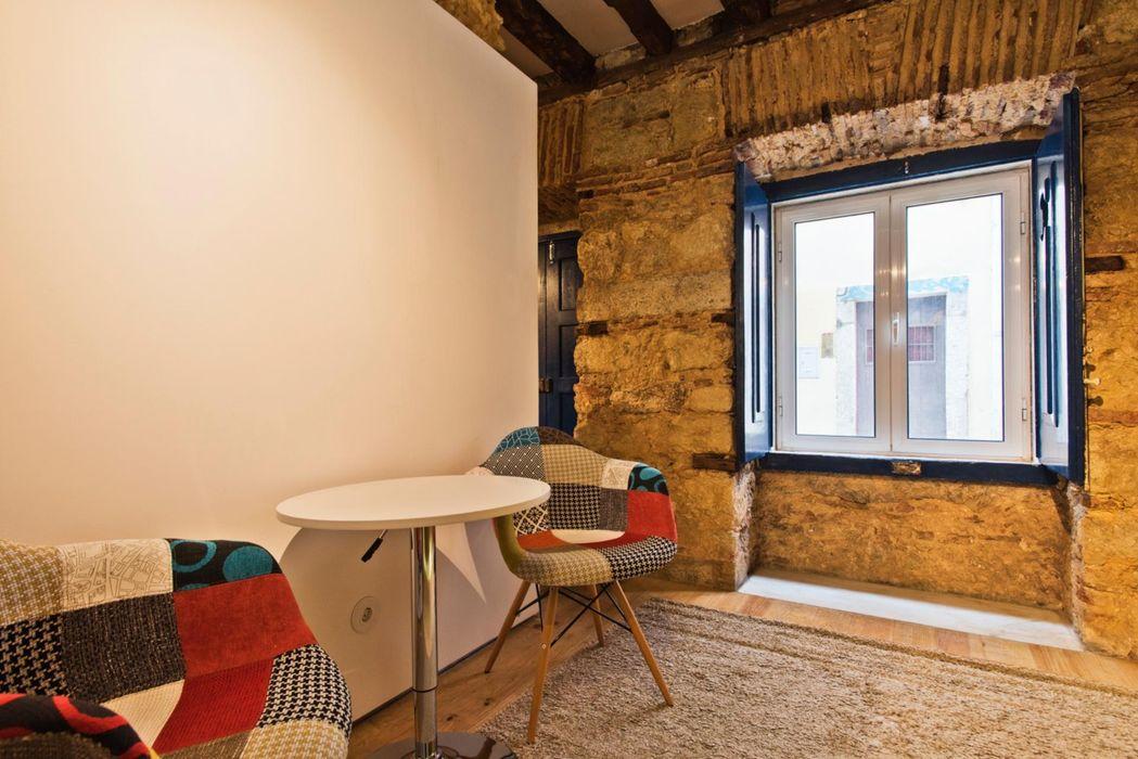 Appealing 1-bedroom flat in Santos