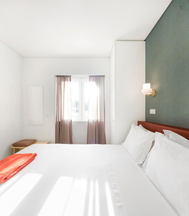 1-Bedroom apartment near Avenida metro station