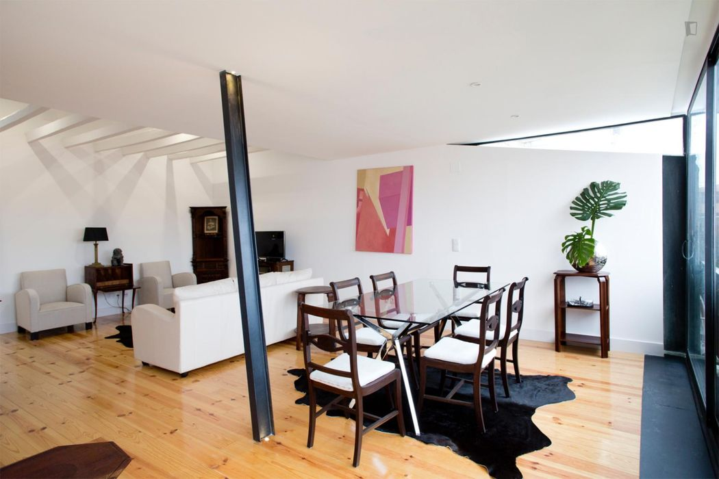 Great-looking bedroom in Anjos