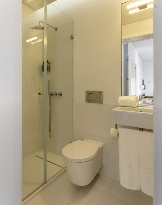 Brand New One Bedroom Superior Apartment at Baixa - Madalena