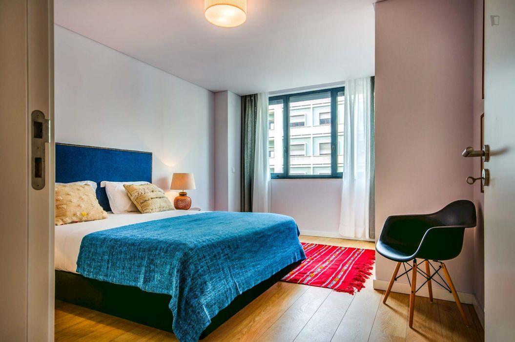 Brand New Two bedroom apartment at Marquês de Pombal