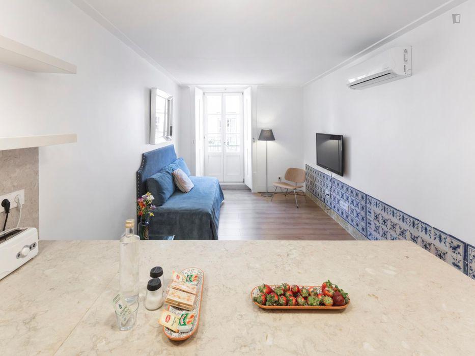 Brand New Studio Luxury apartment at Baixa Chiado
