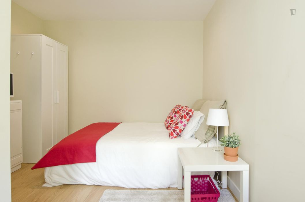 Modern and pleasant 1-bedroom flat in Saldanha