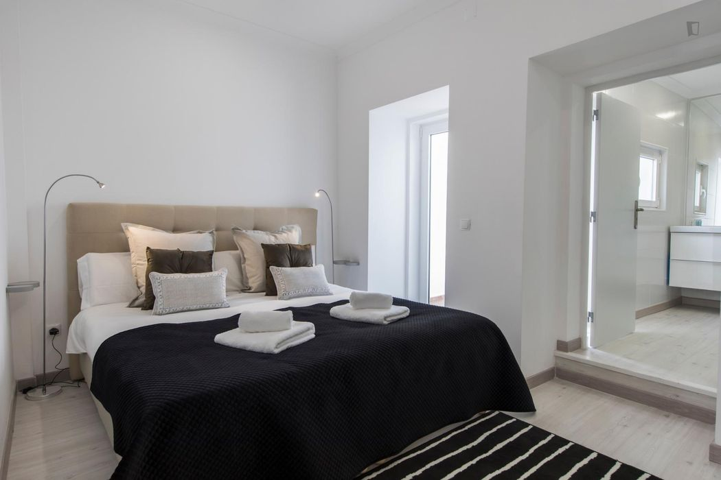 Spacious apartment in Príncipe Real
