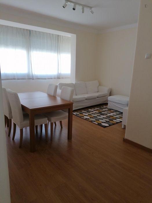 2-Bedroom apartment near Alvalade metro station