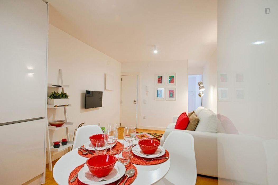 Attractive apartment in Bairro Alto