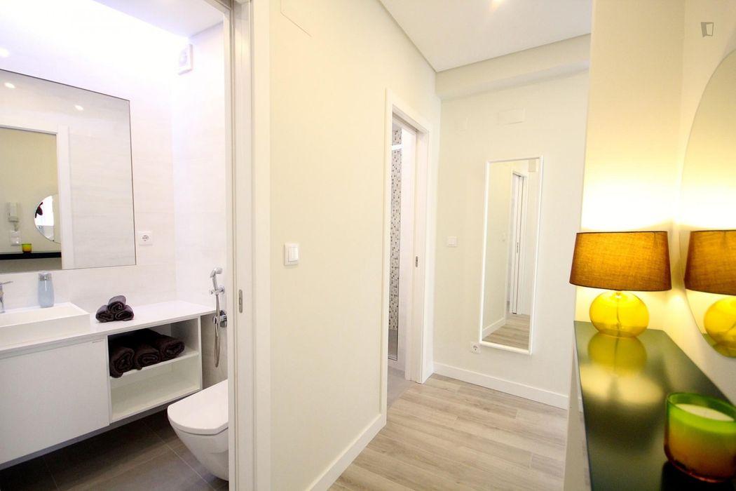 Pleasant apartment in Picoas