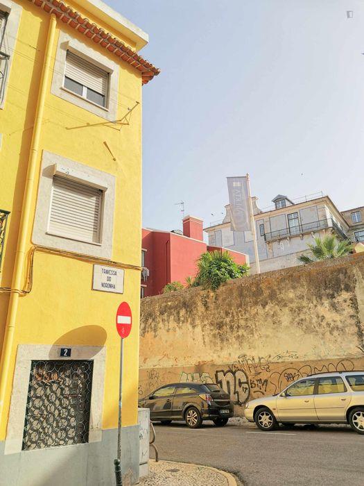 Cosy 2-bedroom apartment in Príncipe Real