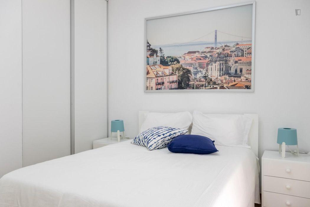 Unique apartment in central Martim Moniz