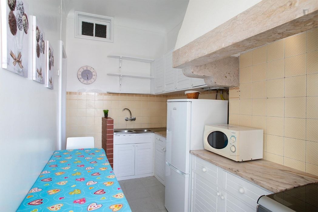 Charmingly furnished single bedroom, close to Universidade Autónoma