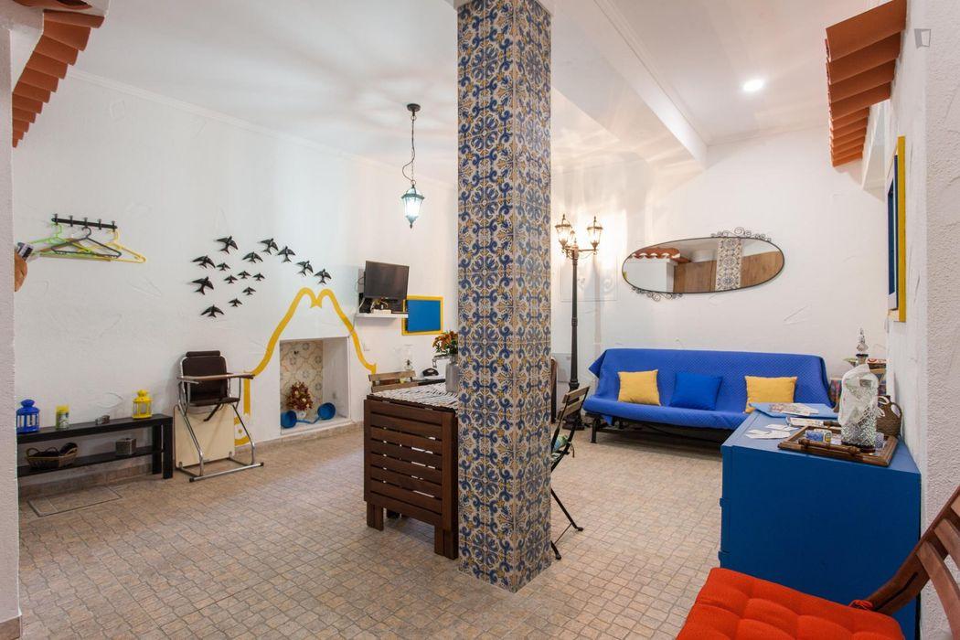 Double bedroom in the heart of Alfama