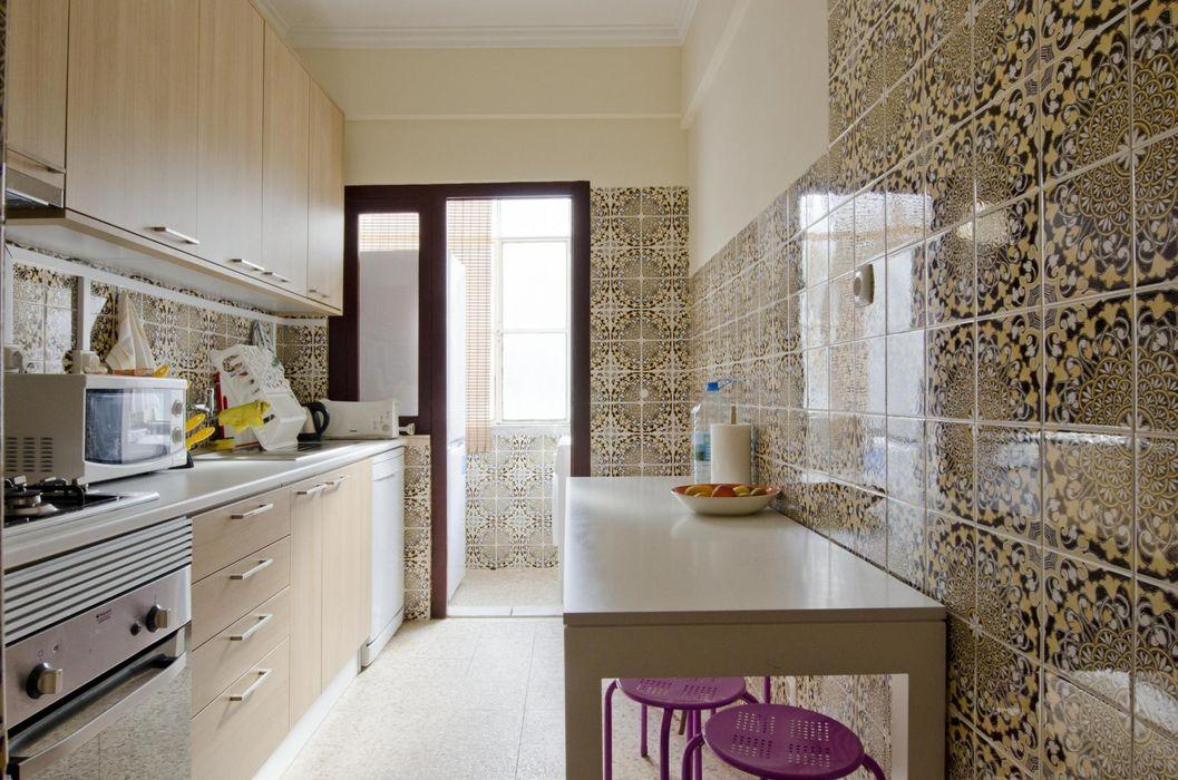 Comfortable 4 bedroom apartment in Benfica