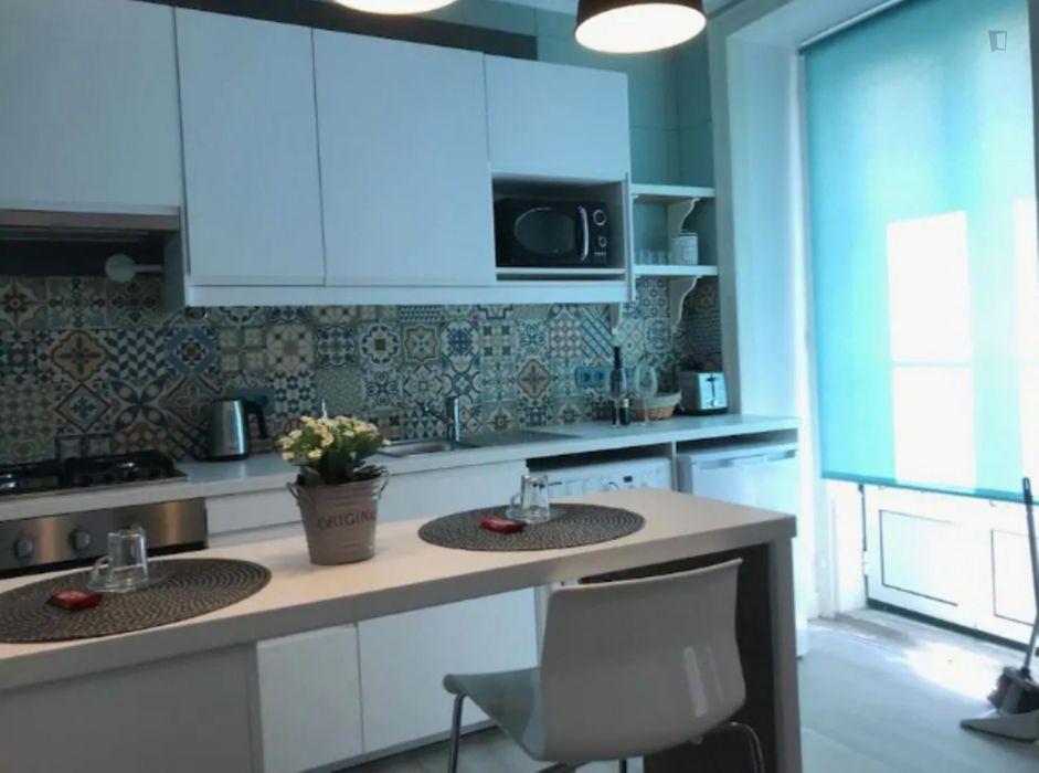 Great 1-bedroom apartment in Bairro Alto