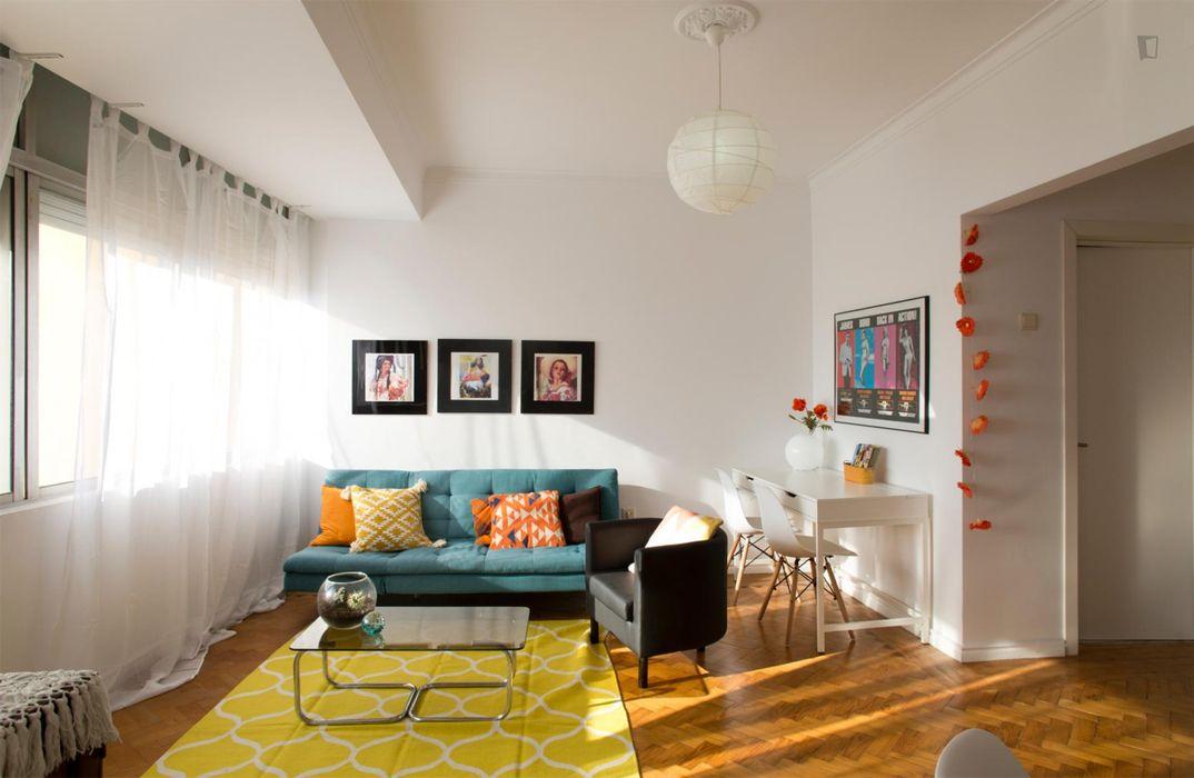 Super charming 1-bedroom apartment in Penha de França