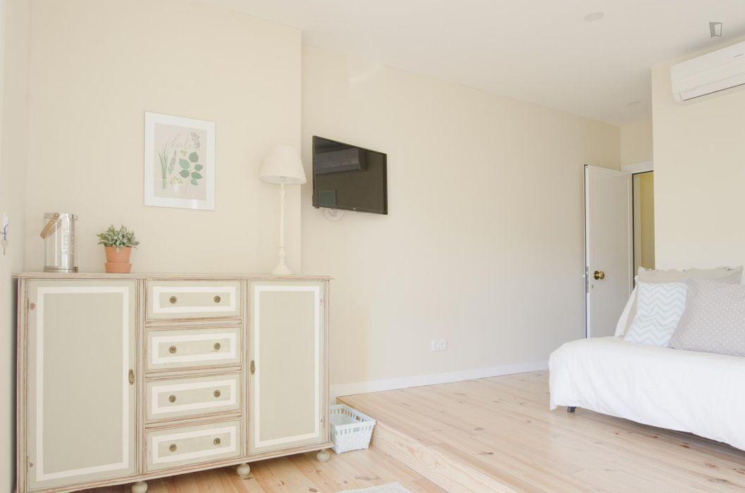 Attractive 1-bedroom flat placed in Saldanha
