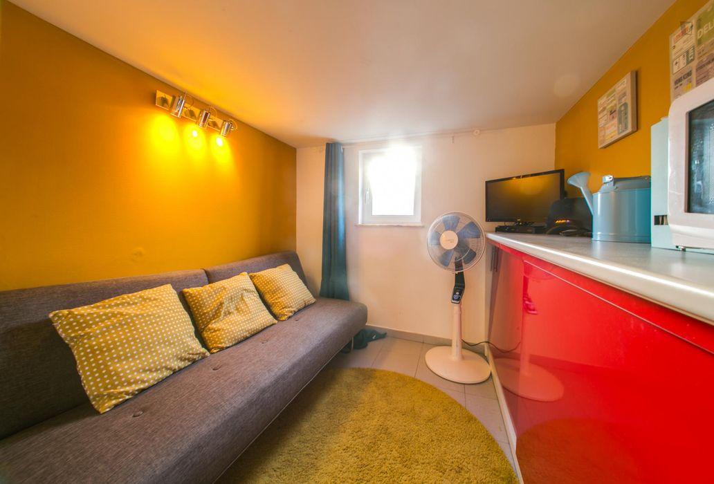 1-Bedroom duplex in classic São Bento