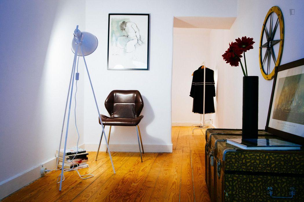 Nice 2-bedroom apartment close to Escola Superior de Dança de Lisboa