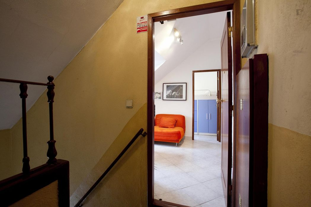 Cosy 2-bedroom apartment in the heart of Lisbon's Bairro Alto