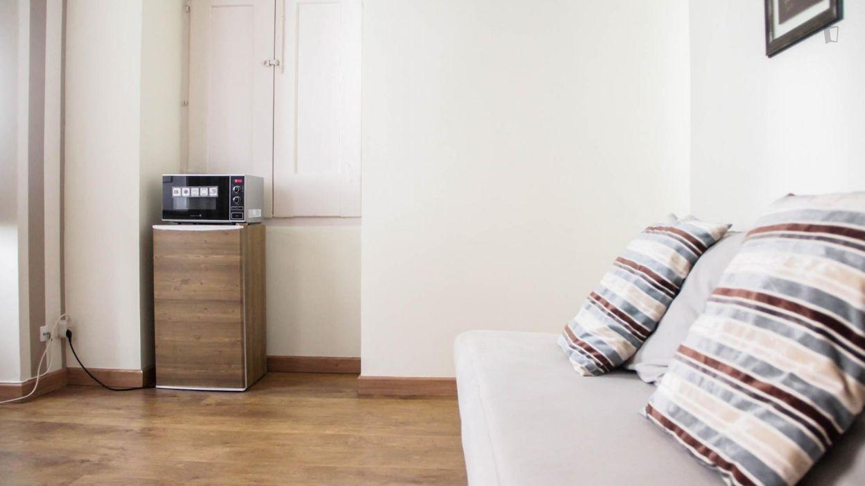 Lovely 1-bedroom flat close to UAL - Universidade Autónoma de Lisboa