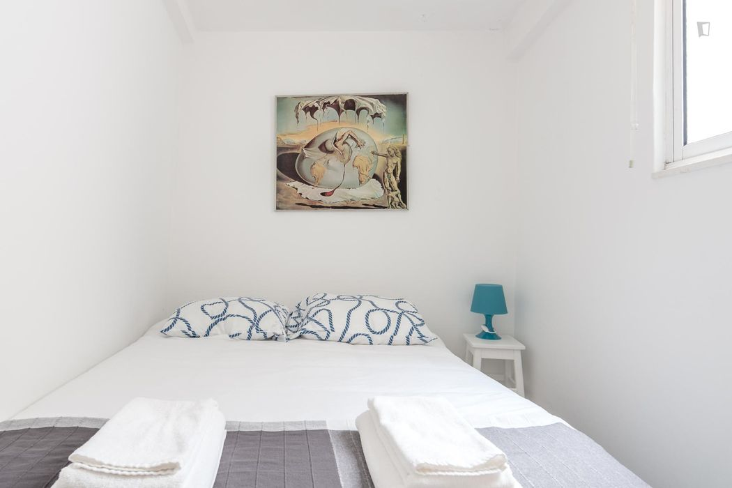 2-bedroom flat at Chiado with Terrace