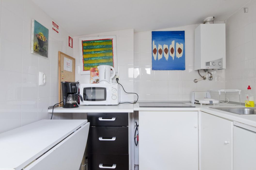 Awesome 3-bedroom apartment in vibrant Bairro Alto