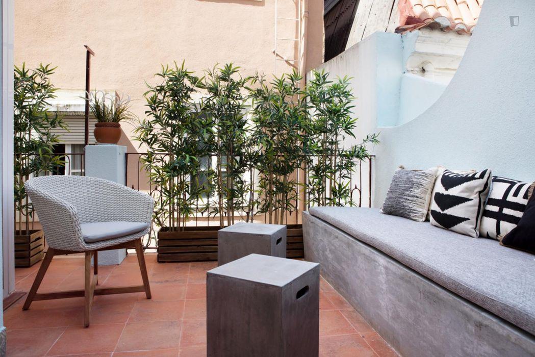 Cozy 3-bedroom apartment in Lapa