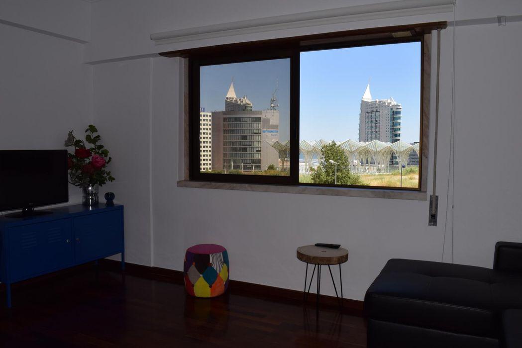2-Bedroom apartment near Oriente metro station