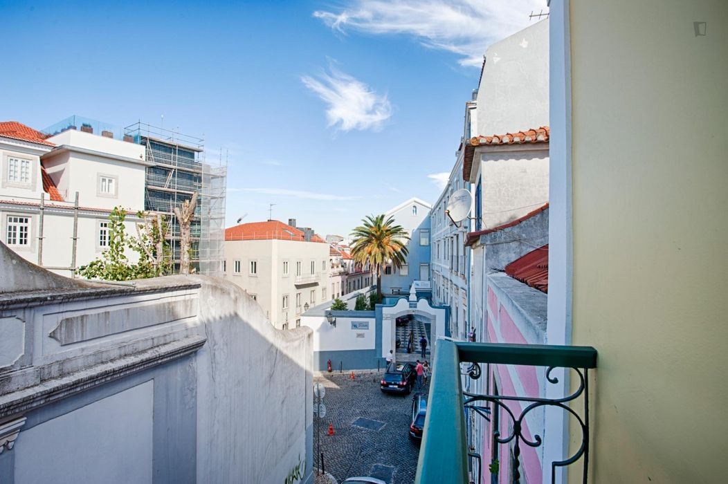 Alluring apartment in Bairro Alto