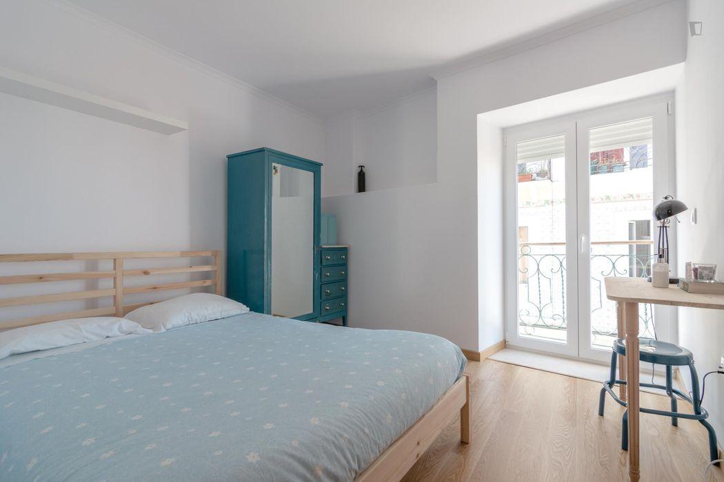 Modern 2-bedroom apartment near Intendente metro station
