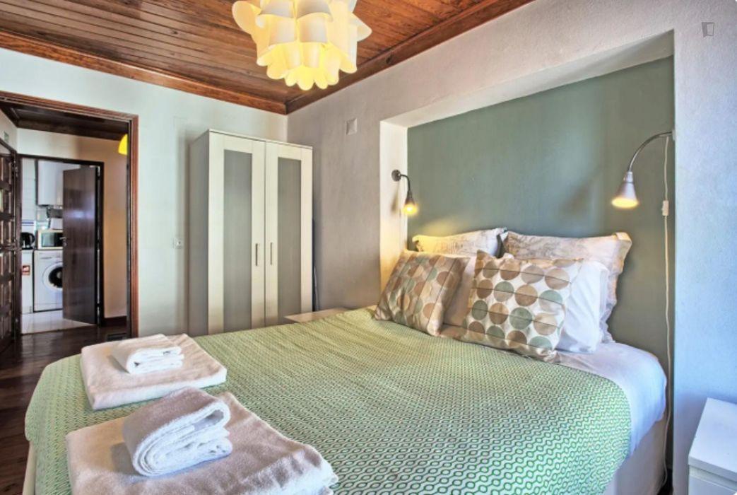 Decorative 2 bedroom apartment in Alfama