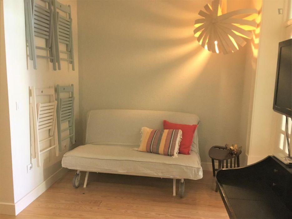 2-Bedroom apartment near Praça do Comércio