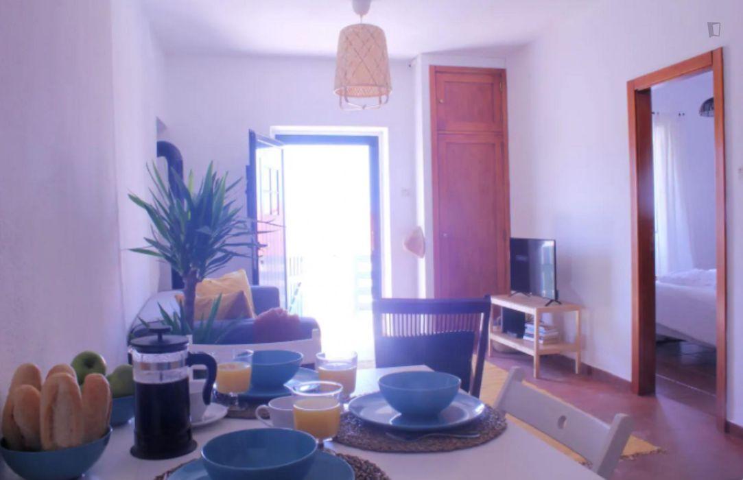 Romantic 2 bedroom house at Azenhas do Mar in Sintra