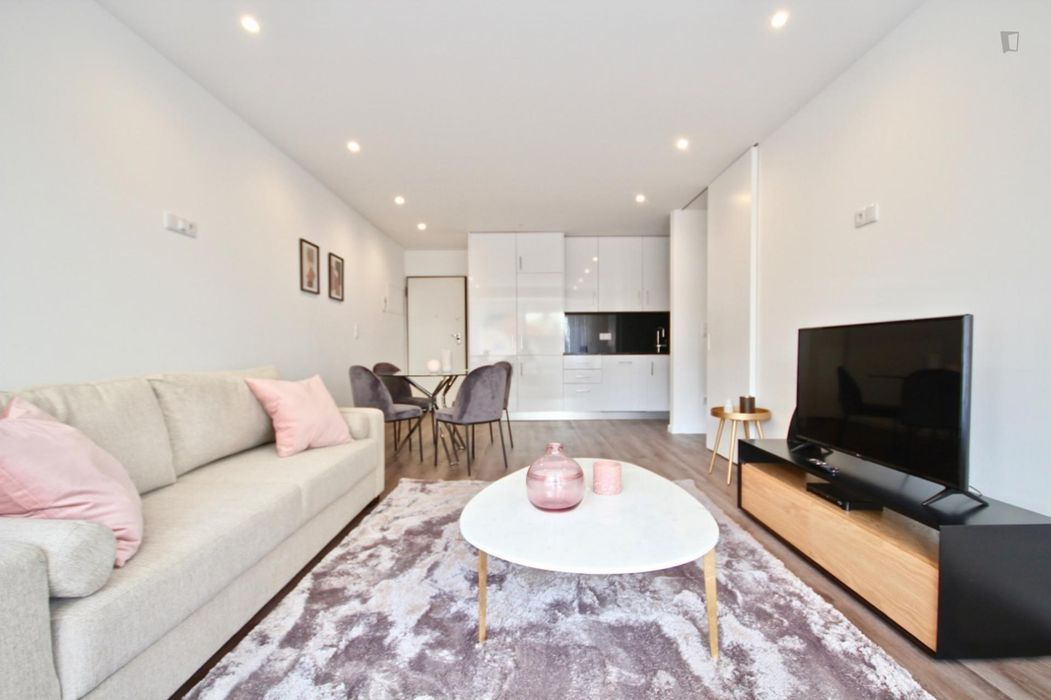 Appealing 1-bedroom apartment in Sete Rios