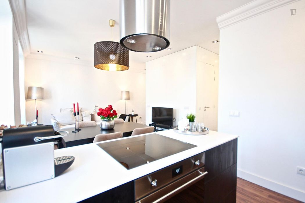 Modern and elegant apartment in Santa Apolónia