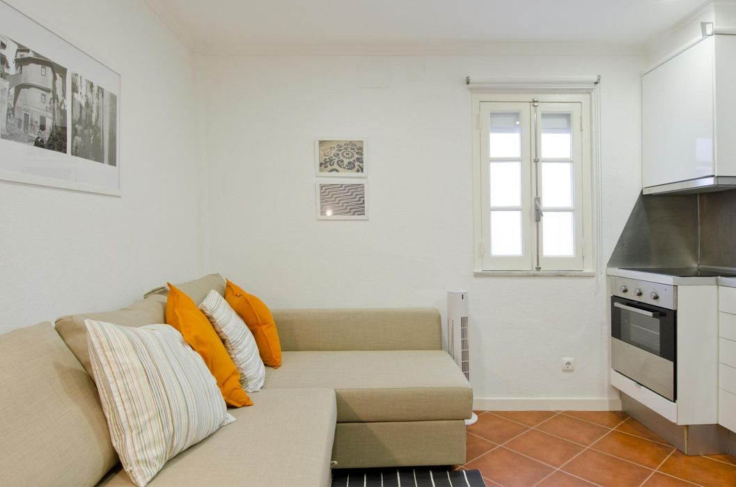 Nicely-refurbished 1-bedroom apartment in authentic Alfama