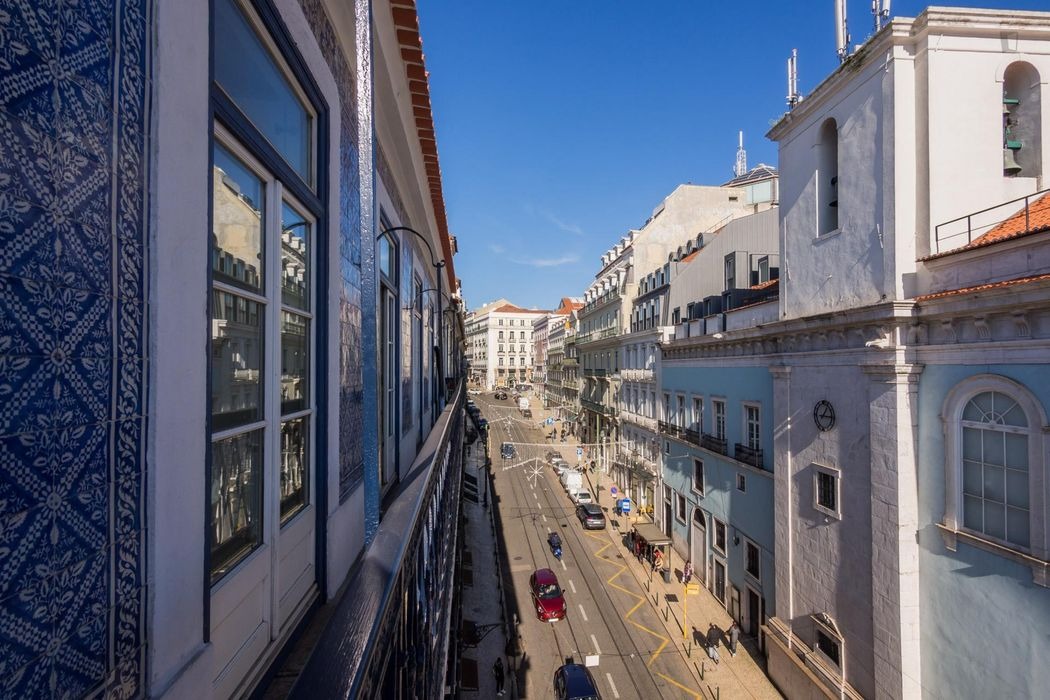 Nomad's Chiado Lisbon and Amazing View