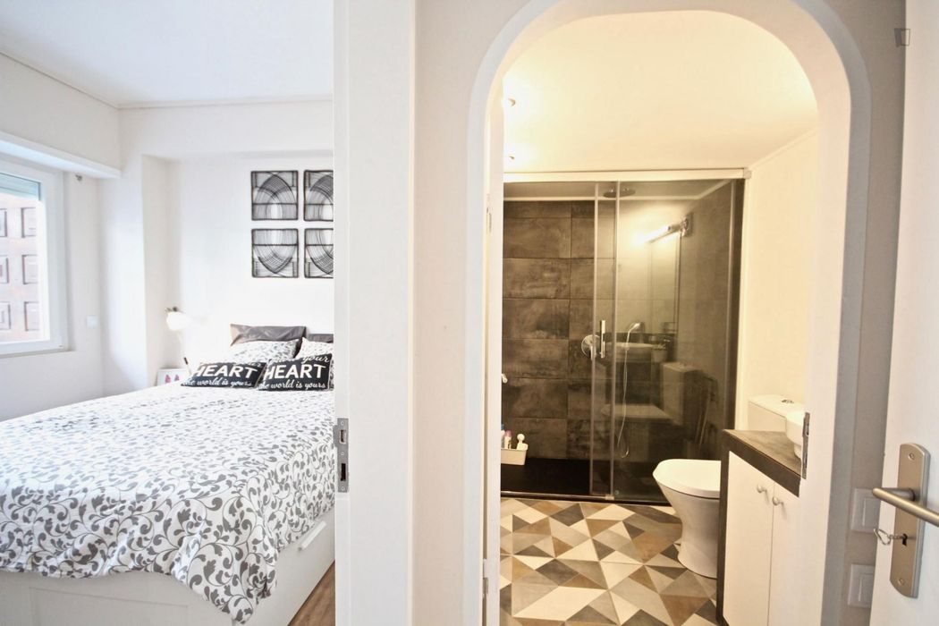 Admirable 1-bedroom apartment in Príncipe Real