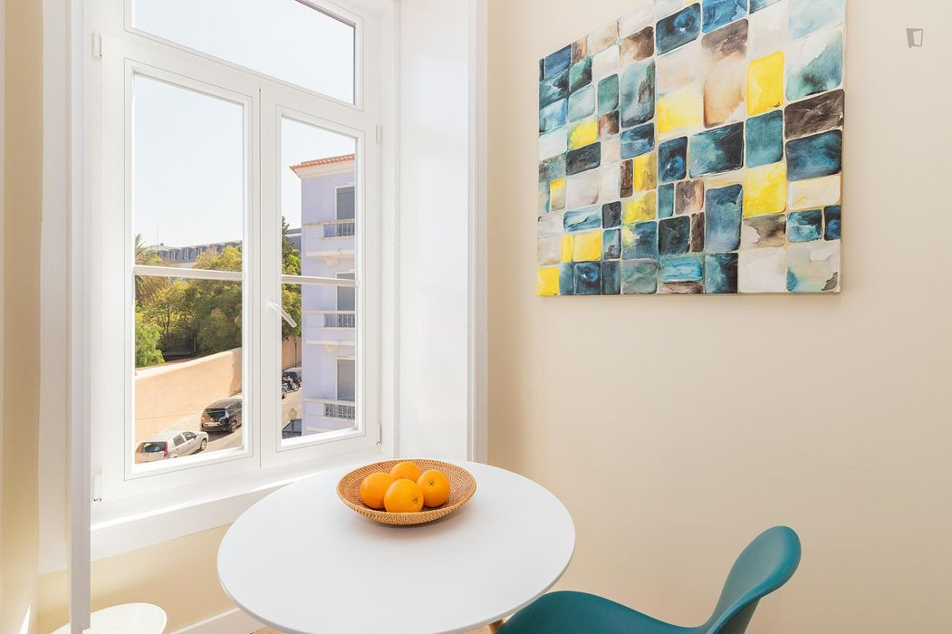 Delightful apartment close to Instituto Superior de Agronomia