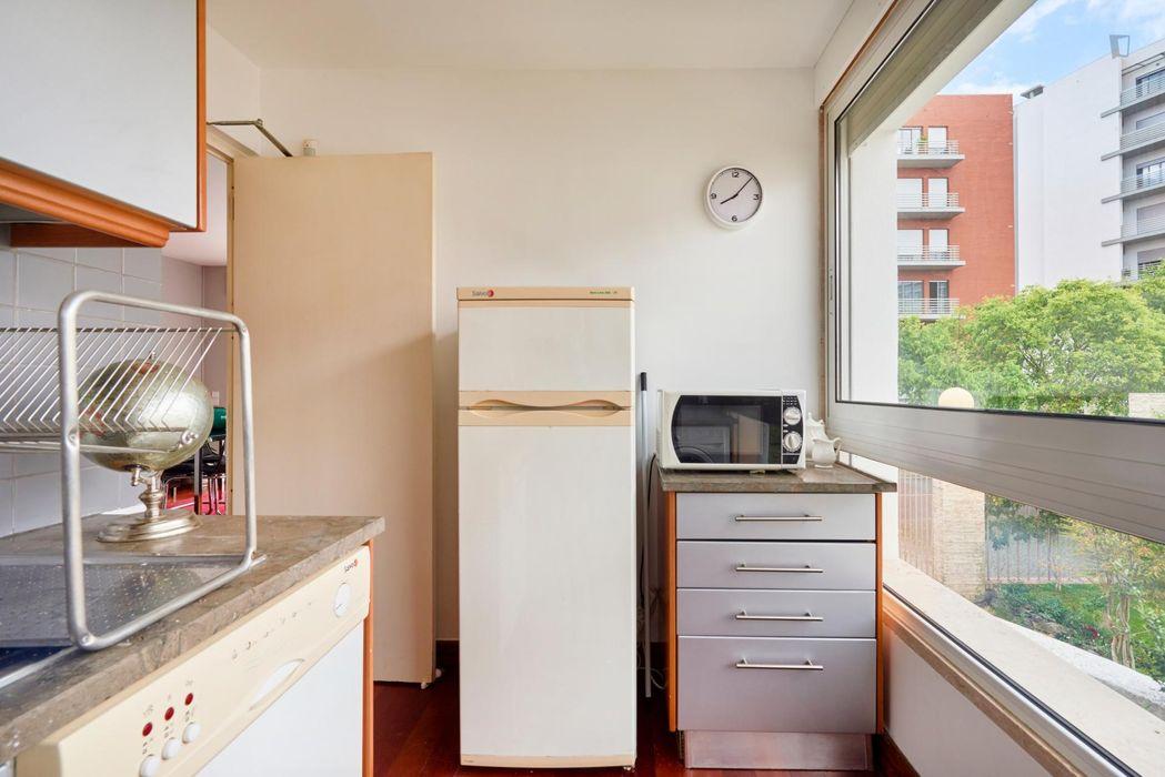 Amazing 1 bedroom Apartment in Parque das Nações