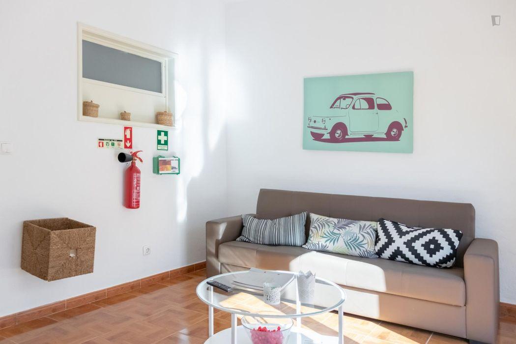 Stunning 2-bedroom apartment in trendy Martim Moniz