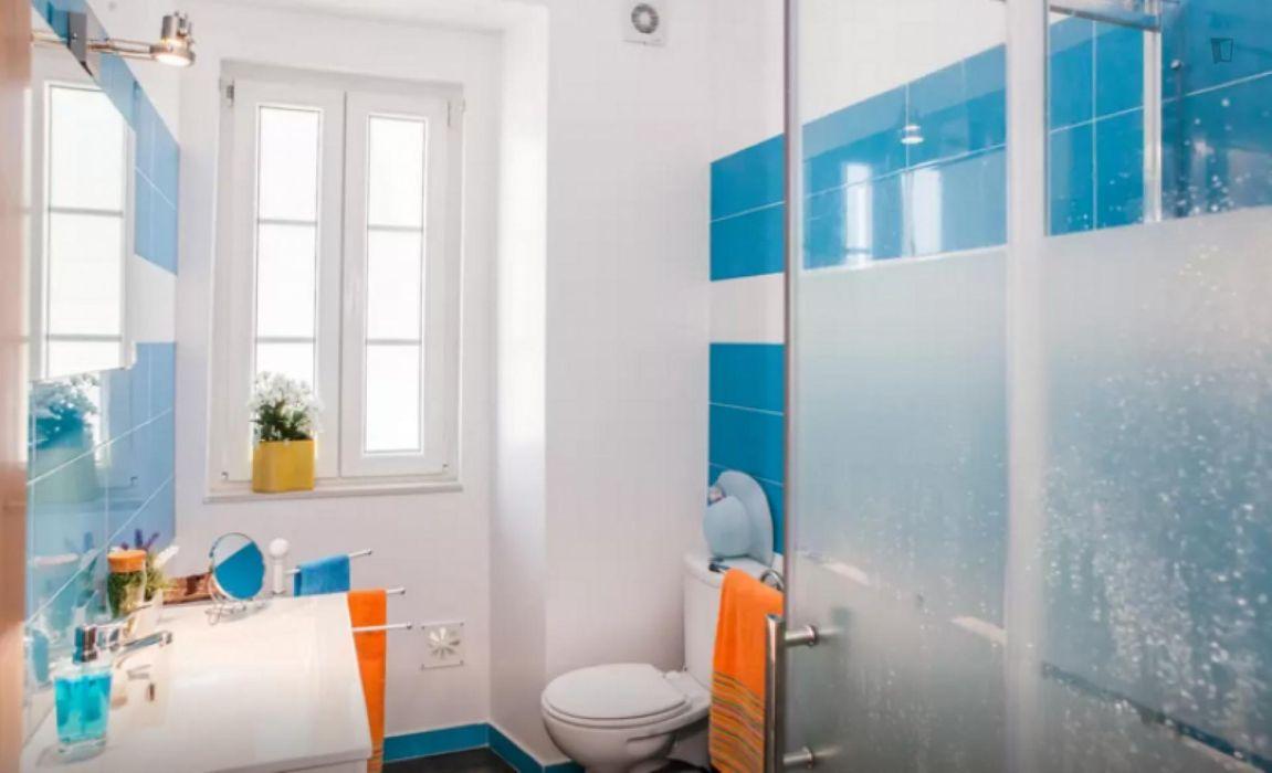 Attractive 1-bedroom apartment in classic Graça