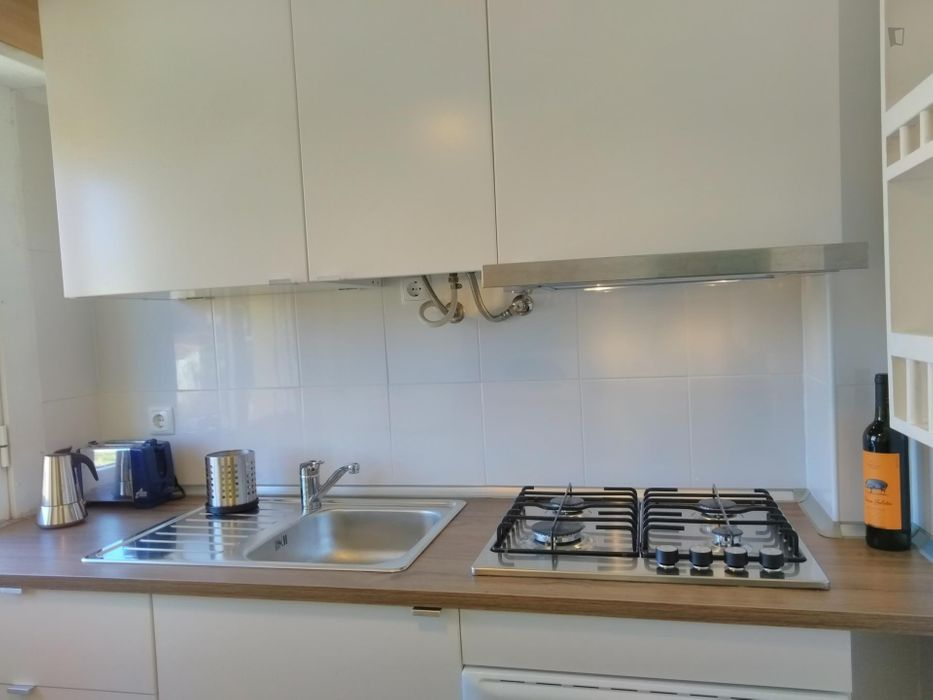 Perfect 2-Bedroom apartment with balcony in Cascais