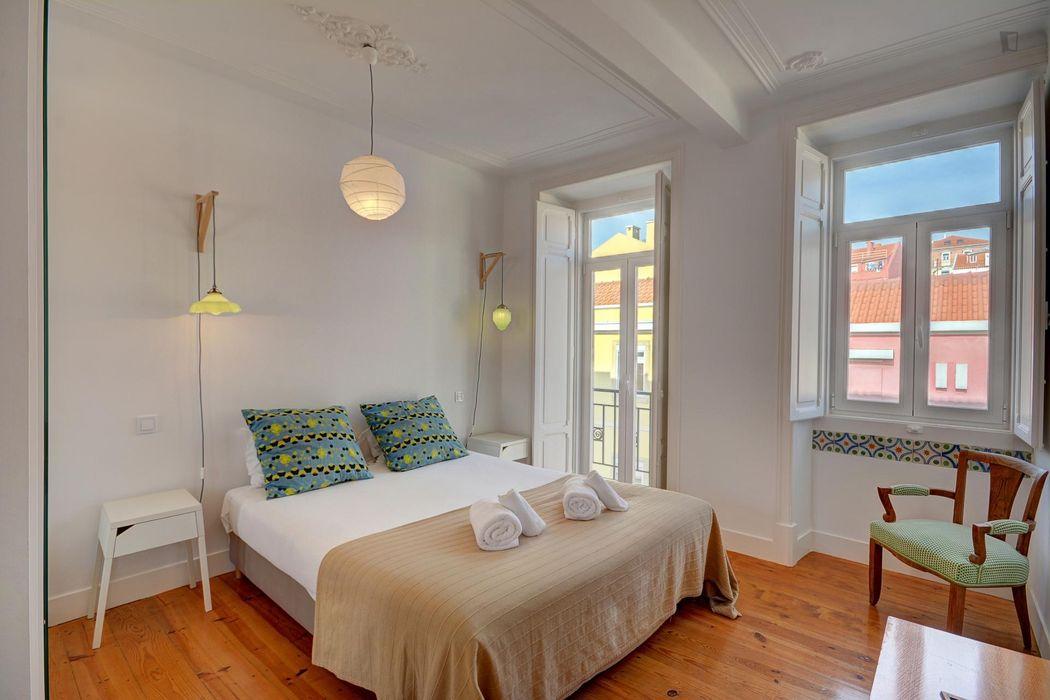 2-Bedroom apartment in Graça