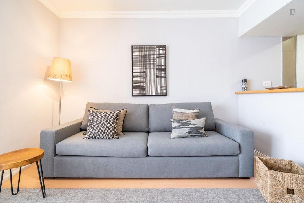 Gorgeous 1-bedroom flat in Estoril