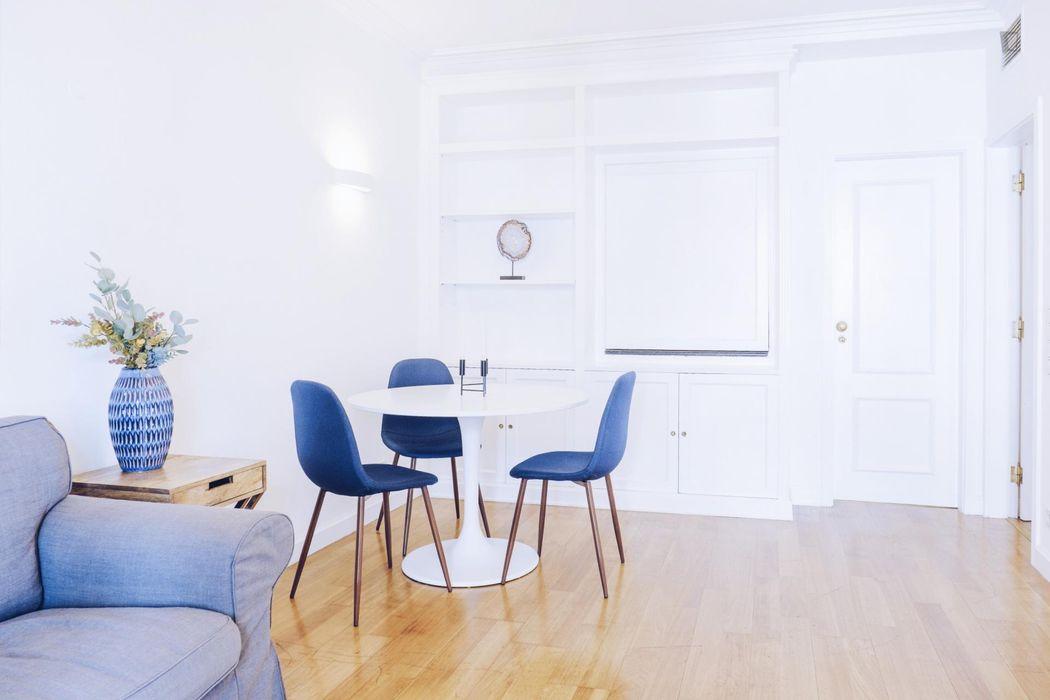 Modern 1-bedroom apartment next to Museu Calouste Gulbenkian