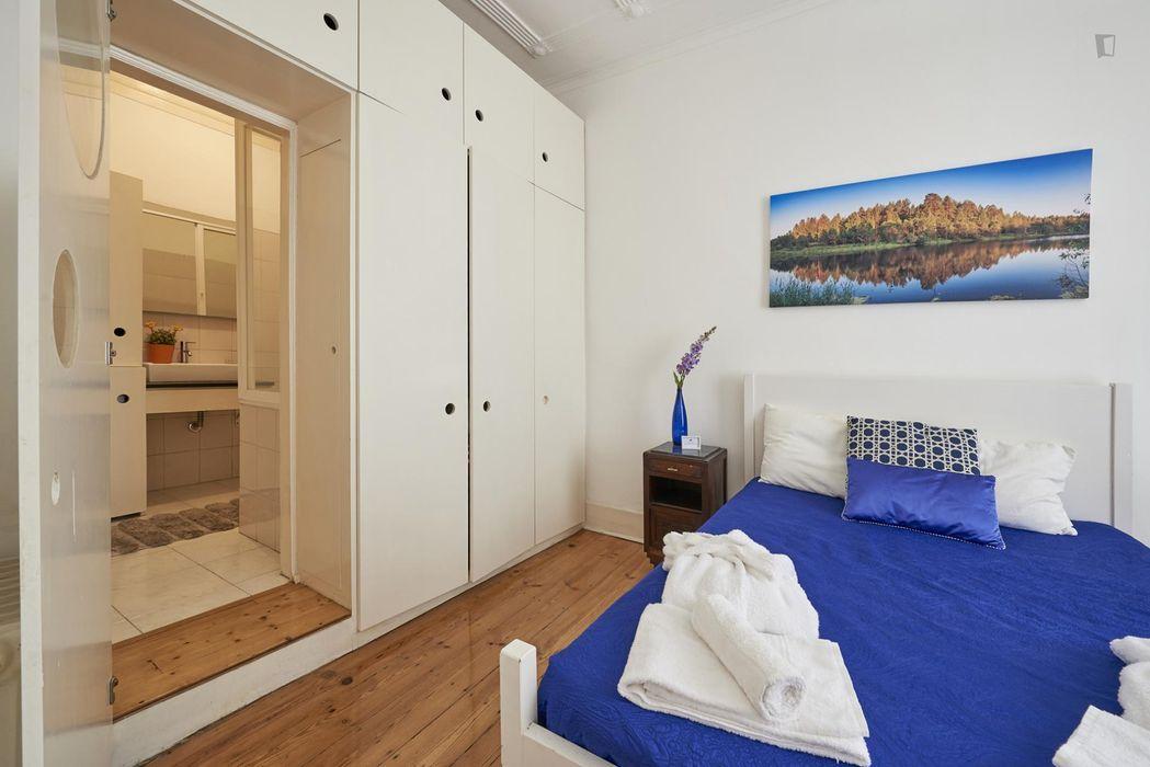 1-bedroom apartment in old Santos