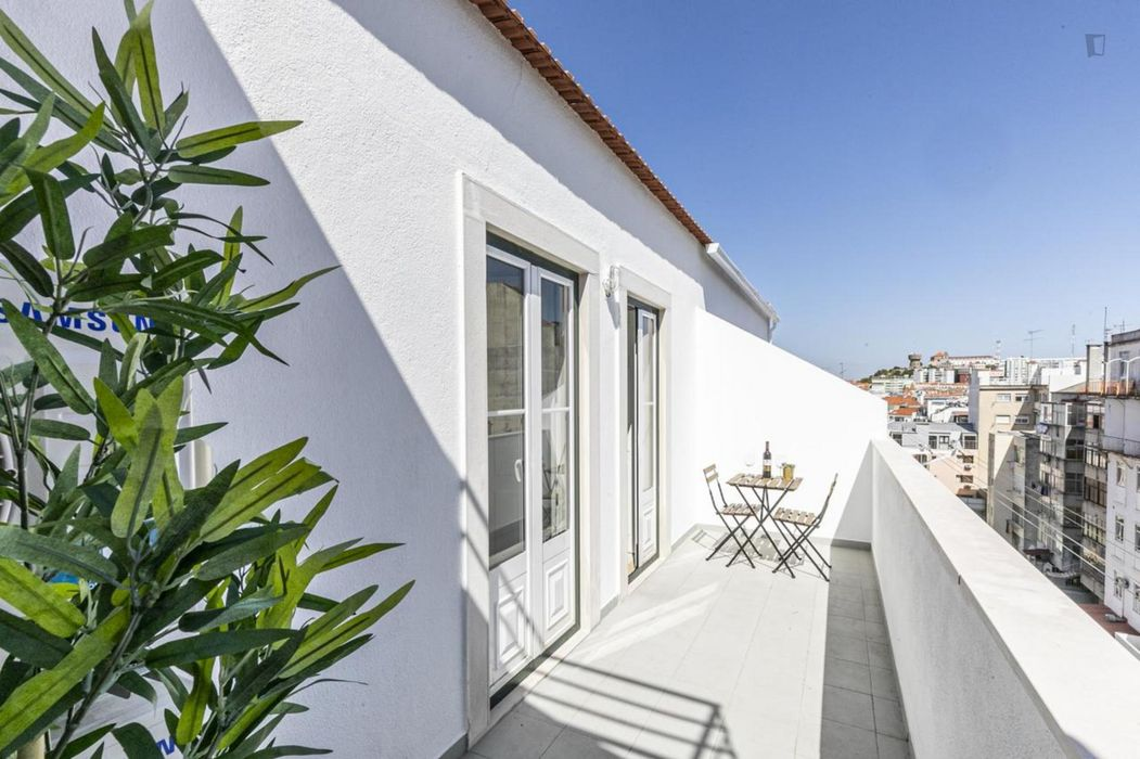 2-Bedroom apartment near Jardim Constantino